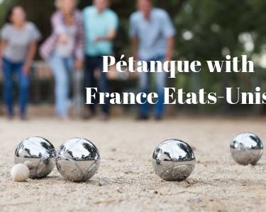 Summer pétanque meet-up in Toulouse for French-American club