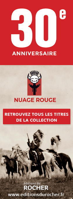 Editions du Rocher - collection Nuage Rouge